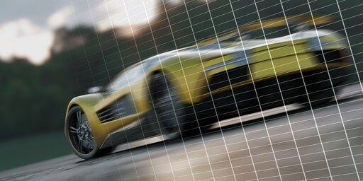 Zależność prędkości iwartości prędkości od czasu wruchu jednostajnym