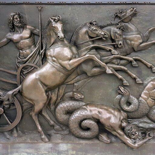 Sceny mitologiczne wsztuce