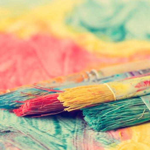 Zastosowanie technik malarskich wpraktyce – malujemy akwarelę