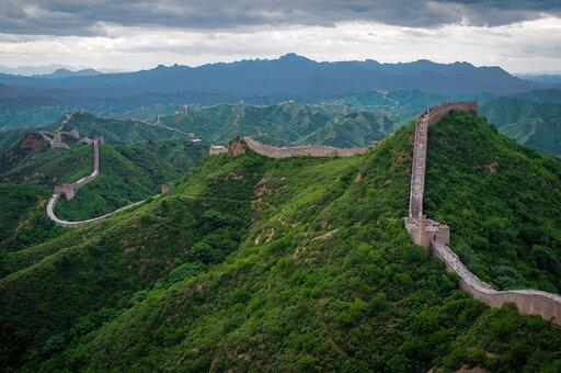 Chiny, czyli Państwo Środka