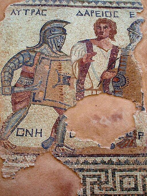 Italia podczas powstania Spartakusa