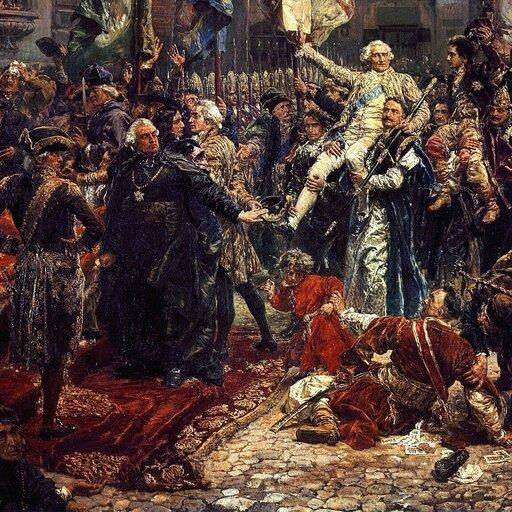 Jan Matejko - reprezentant nurtu historyzmu wmalarstwie polskim (cz. 2). Chwile triumfu ichwały wdziełach artysty