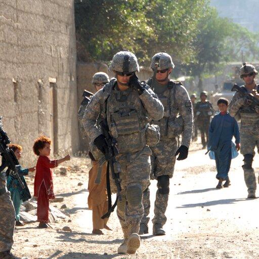 Wojny wAfganistanie