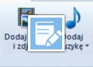 Efekty specjalne wfilmie. Obsługa Windows Live Movie Maker