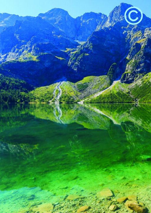 Położenie iśrodowisko przyrodnicze obszaru Polski. Podsumowanie