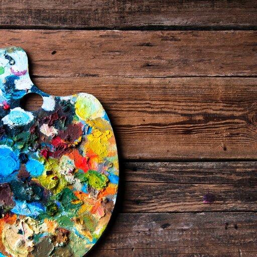 Paleta malarza – wszystko na temat barwy