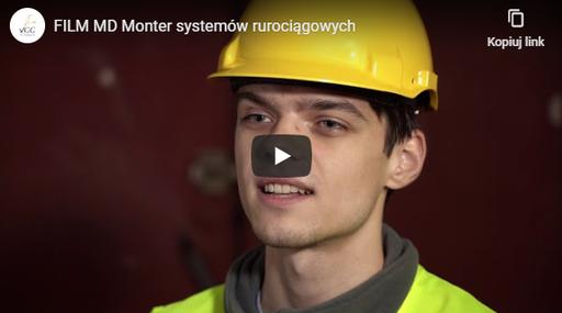 Monter systemów rurociągowych MD FILM