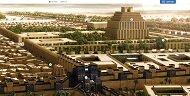 Brama Isztar iwielki Babilon