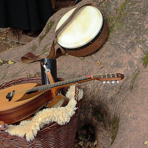 Instrumenty późnego średniowiecza