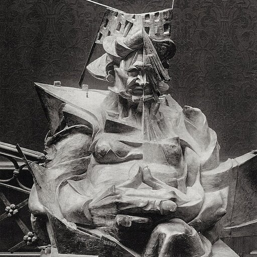 Przenikanie się form wrzeźbie Umberto Boccioniego iarchitekturze futurystycznej