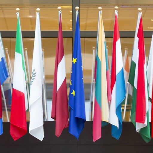Znam Hymn Unii Europejskiej