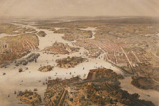 Rozwój handlu wEuropie wXVI - XVII wieku. Centra gospodarcze kontynentu