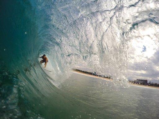 Mechanizm falowania wód morskich. Kryteria podziału itypy falowania mórz ioceanów