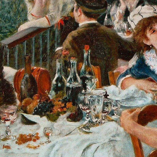 Zmysłowość iradosne sceny zżycia - poszukiwania twórcze Renoira