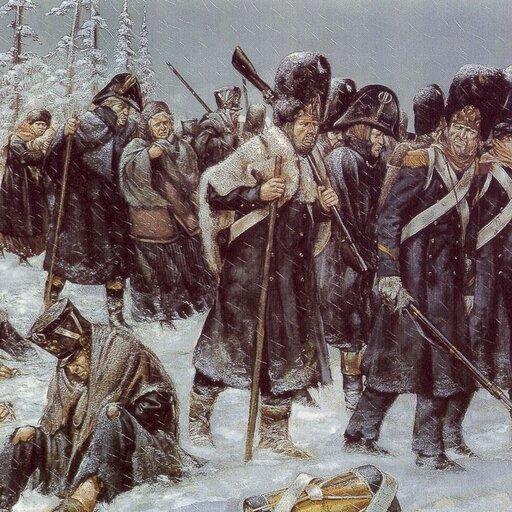 Wyprawa na Moskwę ijej skutki