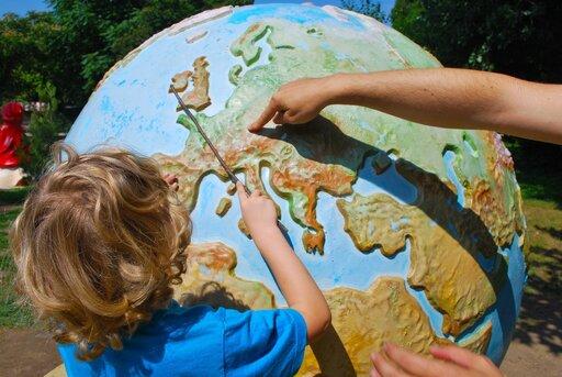 Formy przekazu informacji geograficznej