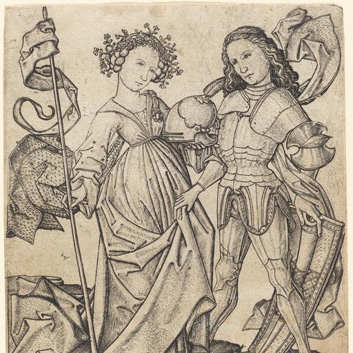 Rycerska miłość – wzorzec osobowy w<em>Dziejach Tristana iIzoldy</em>