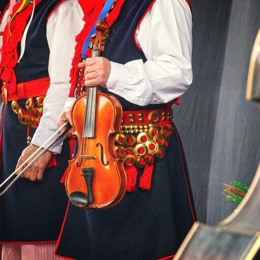 Cechy krakowiaka wpiosence iutworze muzycznym