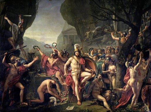Przechodniu, powiedz Sparcie… Bitwa pod Termopilami