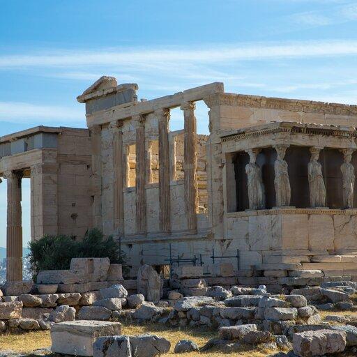 Piękno iharmonia – architektura irzeźba wokresie klasycznym starożytnejGrecji