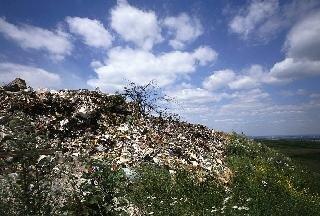 Wysypisko śmieci, Łagiewniki