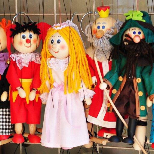 Teatr lalek. Projektujemy bohaterów przedstawienia teatralnego.
