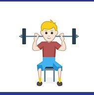 Ćwiczenia siłowe metodą bodybuilding