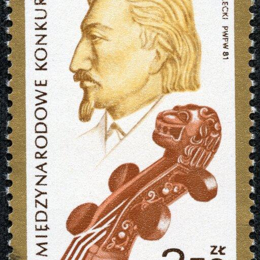 Wybrani kompozytorzy XIX w. – Henryk Wieniawski