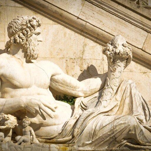 Kultura imity – Narodziny świata. Zeus