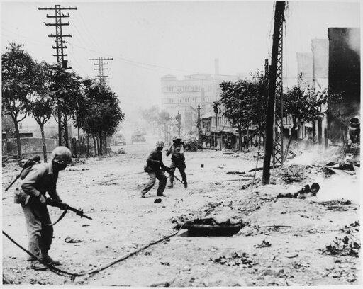 Wojna wKorei