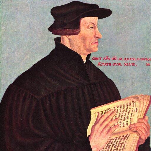 Reformatorzy religijni wSzwajcarii