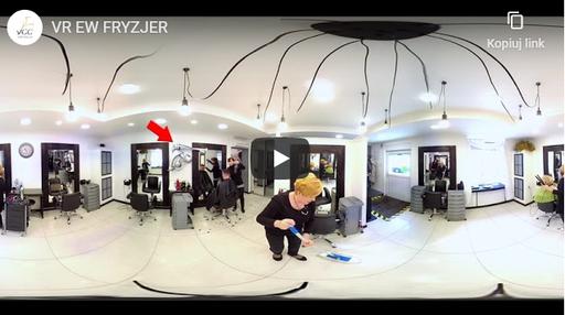 Fryzjer VR EW