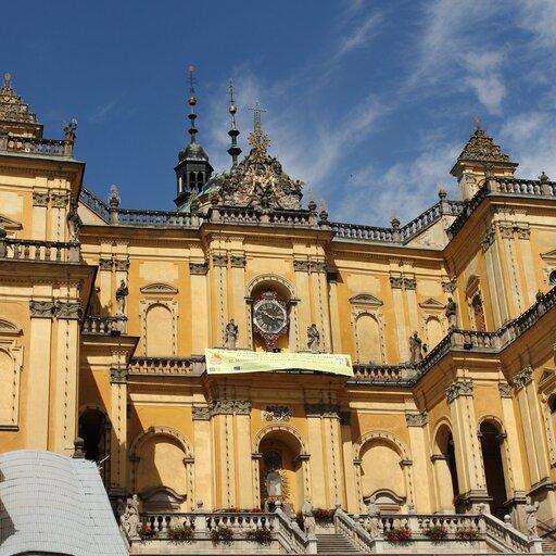 Monumentalność architektury barokowej wHiszpanii