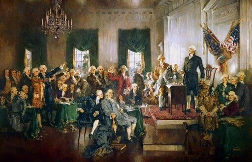 Konstytucja iustrój Stanów Zjednoczonych