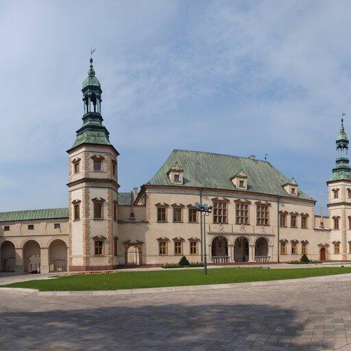Ważne dzieła architektury polskiej (do XIX wieku)