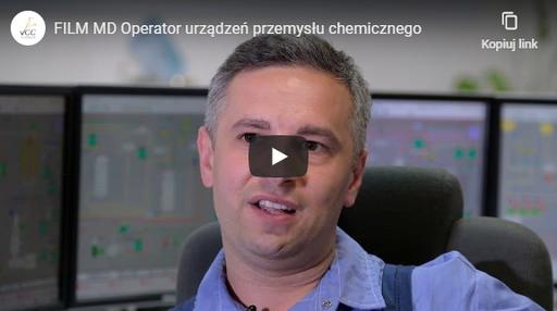 Operator urządzeń przemysłu chemicznego MD FILM