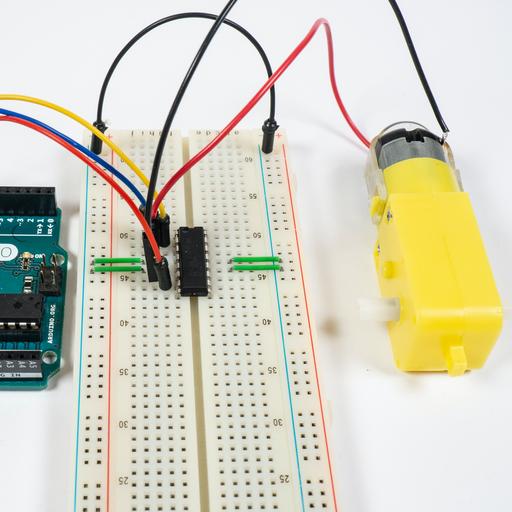 Arduino – sterowanie silnikami elektrycznymi