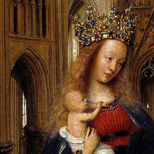 Piętnastowieczne arcydzieła niderlandzkiego malarstwa - Jan van Eyck