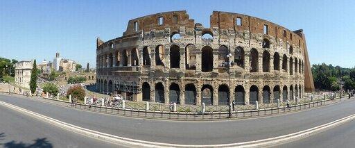 Architektura, sztuka iosiągnięcia techniczne Rzymian