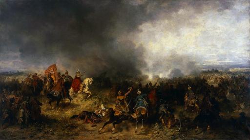 Wojna zTurcją: Cecora ioblężenie Chocimia