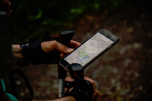 Określanie współrzędnych za pomocą odbiornika GPS