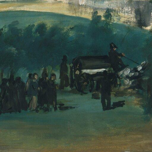 <i>Pogrzeb kapitana Meyznera</i> Juliusza Słowackiego jako przykład wiersza żałobnego