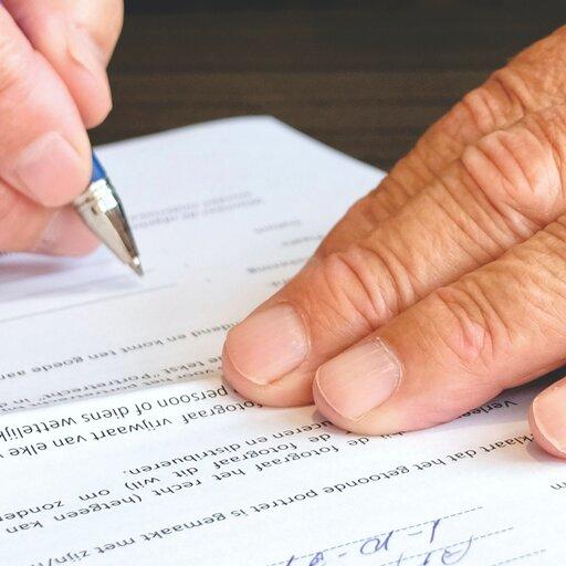 Instytucje prawne prawa spadkowego wRP