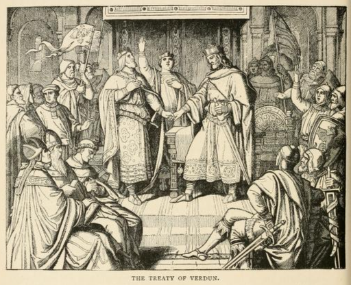 Upadek dynastii Karolingów ipoczątki królestwa francuskiego