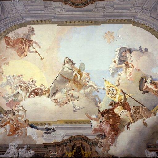 Wedutowe iiluzjonistyczne malarstwo weneckie XVIII w.