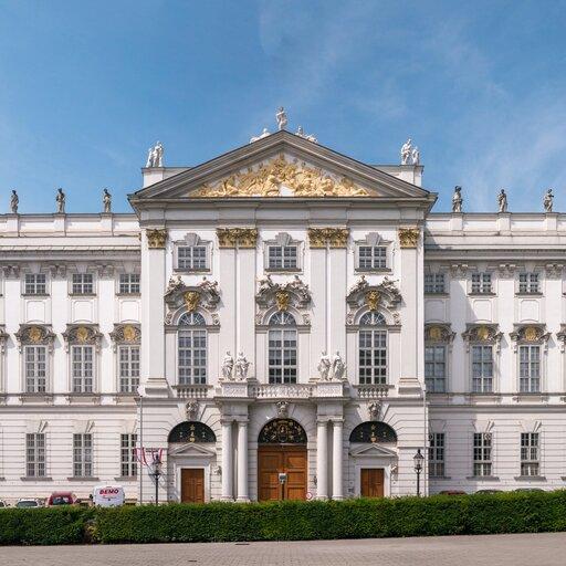 Późnobarokowe realizacje architektoniczne Fischera von Erlacha