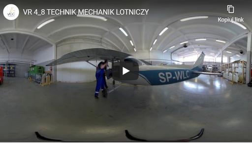 Technik mechanik lotniczy VR 4-8