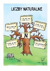 Liczby naturalne - plansza