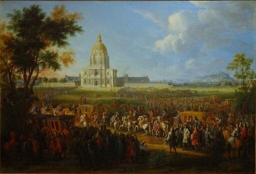 Polityka zagraniczna iarmia Ludwika XIV
