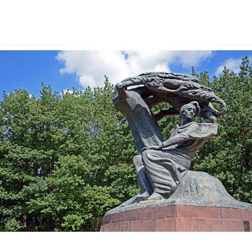 Wybitny kompozytor - Fryderyk Chopin